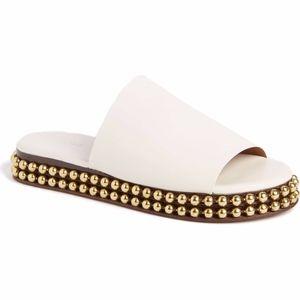 CHLOE Sawyer Studded Slide Sandal